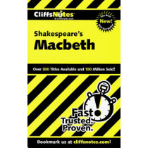 CliffsNotes on Shakespeare's Macbeth by Denis Calandra, 9780764586026