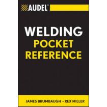 Audel Welding Pocket Reference by James E. Brumbaugh, 9780764588099