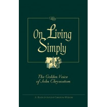 On Living Simply by Robert Van De Weyer, 9780764800566
