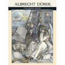 Albrecht DuRer Colouring Book by Albrecht Durer, 9780764978548