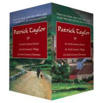 Patrick Taylor Irish Country Boxed Set: An Irish Country Doctor, an Irish Country Village, an Irish Country Christmas by Patrick Taylor, 9780765370136
