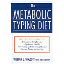 The Metabolic Typing Diet by Trish Fahey, 9780767905640