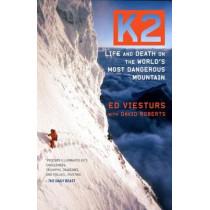 K2 by David Roberts, 9780767932608