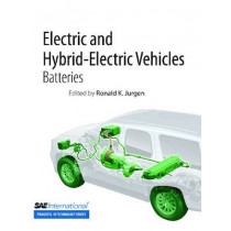 Electric and Hybrid-Electric Vehicles: Batteries by Ronald K. Jurgen, 9780768057188