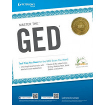 Peterson's Master the GED by Mark Alan Stewart, 9780768932911