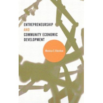 Entrepreneurship and Community Economic Development by Monica C. Diochon, 9780773525108