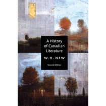A History of Canadian Literature by New, 9780773525979