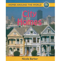 City Homes by Nicola Barber, 9780778735540
