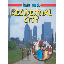 Life in a Residential City by Lizann Flatt, 9780778774037