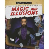 Magic and Illusions by Cynthia O'Brien, 9780778780762
