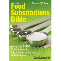 Food Substitutions Bible by David Joachim, 9780778802457
