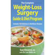 Complete Weight-loss Surgery Guide and Diet Program by Sue Ekserci, 9780778802730