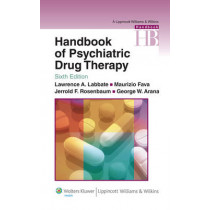 Handbook of Psychiatric Drug Therapy by Lawrence A. Labbate, 9780781774864