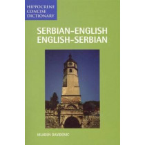 Serbian-English / English-Serbian Concise Dictionary by Mladen Davidovic, 9780781805568