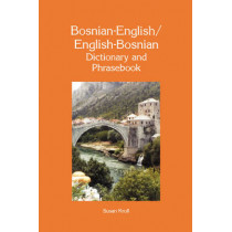 Bosnian-English / English-Bosnian Dictionary & Phrasebook by Susan Kroll, 9780781805964