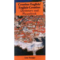 Croatian-English / English-Croatian Dictionary & Phrasebook by Ante Susnjar, 9780781808101