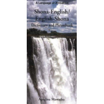 Shona-English / English-Shona (ChiShona) Dictionary & Phrasebook by Aquilina Mawadza, 9780781808132
