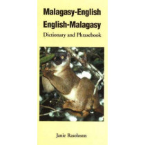 Malagasy-English / English-Malagasy Dictionary & Phrasebook by Janie Rasoloson, 9780781808439