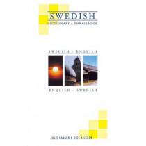 Swedish-English / English-Swedish Dictionary & Phrasebook by Julie Hansen, 9780781809030