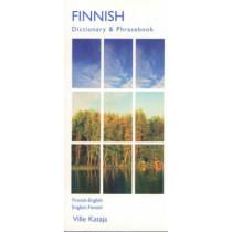 Finnish-English / English-Finnish Dictionary & Phrasebook by Ville Kataja, 9780781809566