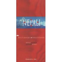 Nepali-English / English-Nepali Dictionary & Phrasebook by Prakash A. Raj, 9780781809573