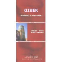 Uzbek-English / English-Uzbek Dictionary & Phrasebook by Nicholas Awde, 9780781809597