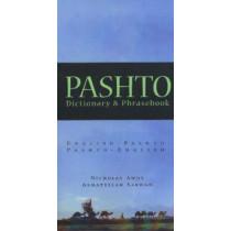 Pashto-English / English-Pashto Dictionary & Phrasebook by Nicholas Awde, 9780781809726