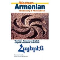 Western Armenian Dictionary & Phrasebook by Nicholas Awde, 9780781810487