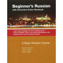 Beginner's Russian with Interactive Online Workbook by Anna Kudyma, 9780781812511