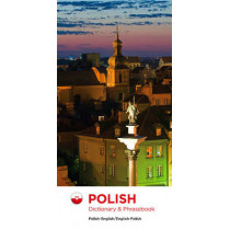Polish-English / English-Polish Dictionary & Phrasebook by Editors of Hippocrene Books, 9780781812597