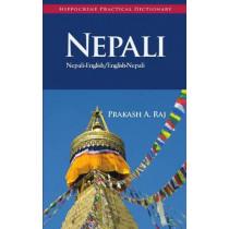 Nepali - English / English - Nepali Practical, 9780781812719