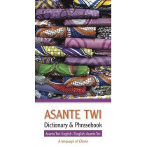 Asante Twi-English / English-Asante Twi Dictionary & Phrasebook by Hippocrene Books, 9780781813297