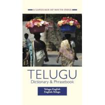 Telugu-English/English-Telugu Dictionary & Phrasebook by Lavanya Collooru, 9780781813532