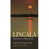 Lingala-English/English-Lingala Dictionary & Phrasebook by Aquilina Mawadza, 9780781813563
