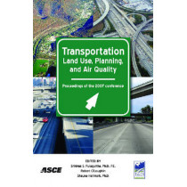 Transportation Land Use, Planning, and Air Quality by Srinivas S. Pulugurtha, 9780784409602