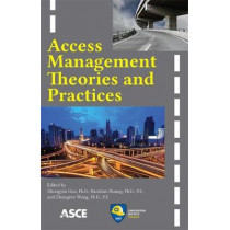 Access Management Theories and Practices by Zhongyin Guo, 9780784413869