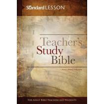 Teacher's Study Bible-KJV by Standard Publishing, 9780784774786