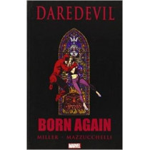 Daredevil: Born Again by Frank Miller, 9780785134817