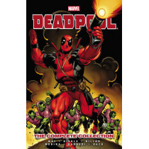 Deadpool By Daniel Way: The Complete Collection Volume 1 by Andy Diggle, 9780785185321