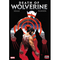 Death Of Wolverine by Steve McNiven, 9780785191636