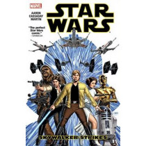 Star Wars Volume 1: Skywalker Strikes Tpb by John Cassaday, 9780785192138