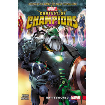 Contest Of Champions Vol. 1: Battleworld by Al Ewing, 9780785199960