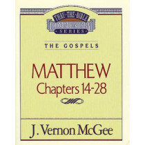 Thru the Bible Commentary by J. Vernon McGee, 9780785206408