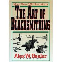 The Art of Blacksmithing by Alex W. Bealer, 9780785803959