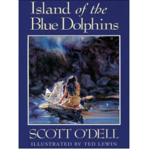 Island of the Blue Dolphins by Scott O'Dell, 9780786272549