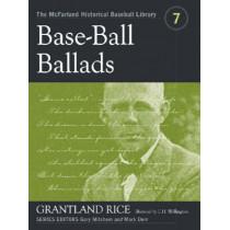 Base-Ball Ballads: Grantland Rice by Gary Mitchem, 9780786420384