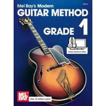 Modern Guitar Method Grade 1 by Mel Bay, 9780786693276