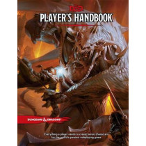 Dungeons & Dragons Player's Handbook (Dungeons & Dragons Core Rulebooks) by Wizards of the Coast, 9780786965601