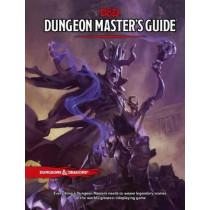 Dungeon Master's Guide (Dungeons & Dragons Core Rulebooks) by Wizards of the Coast, 9780786965625