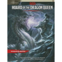 Tyranny of Dragons: Hoard of the Dragon Queen Adventure (D&D Adventure) by Wizards of the Coast, 9780786965649